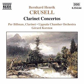 Crusell Clarinet Concertos