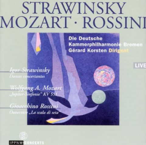 Strawinsky Mozart Rossini